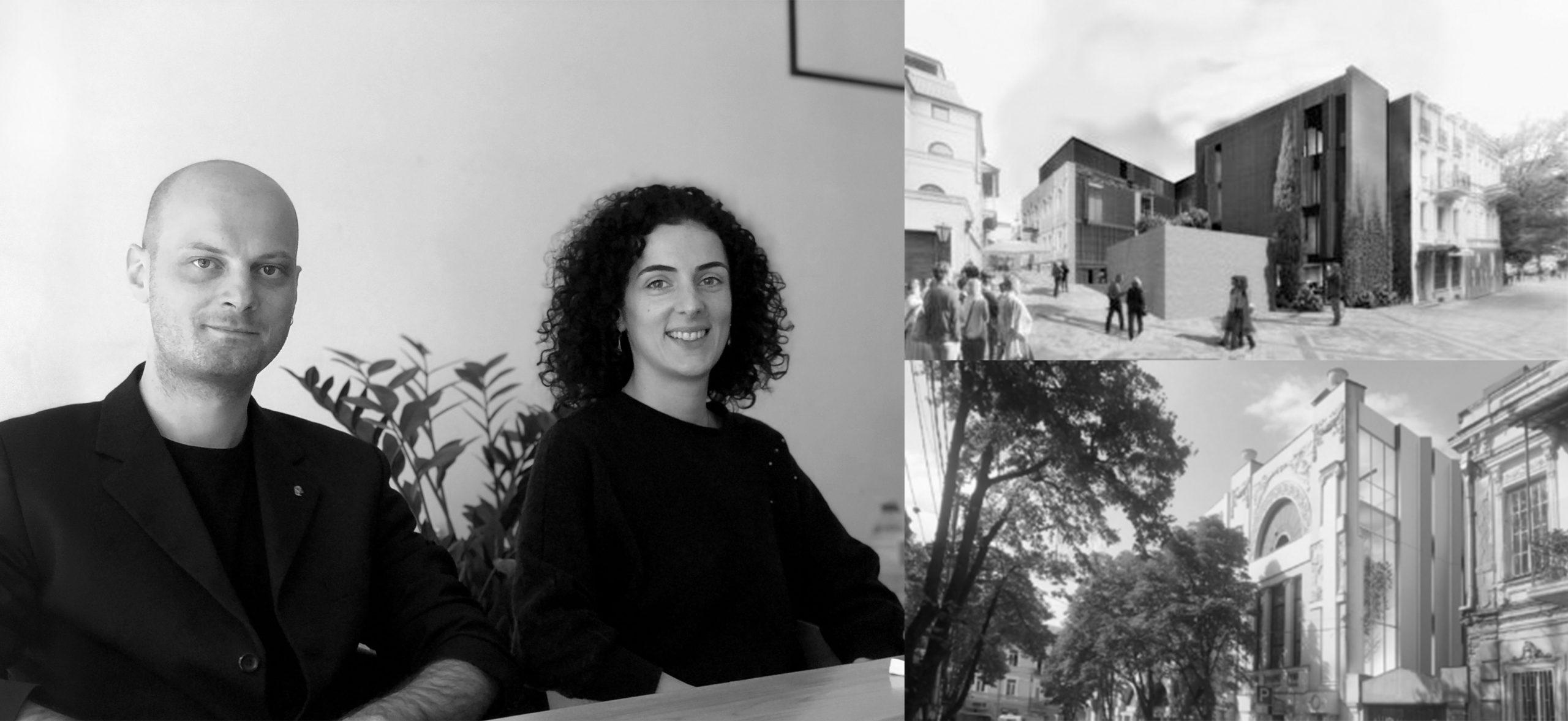 საუბრები არქიტექტურაზე ნიკა ლეკვეიშვილთან და ნუცა კანდელაკთან – TIMM Architecture