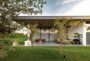 ხე, ქვა და მინა ეკვადორულ არქიტექტურაში – ჯანინა ქაბალის პროექტი