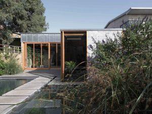 ოთახი ბაღში –  Hugh Strange Architects-ის პროექტი