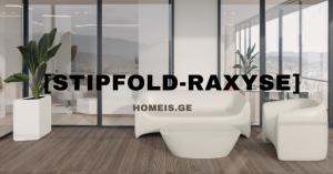 RAXYSE – Stipfold-ის ახალი პროექტი